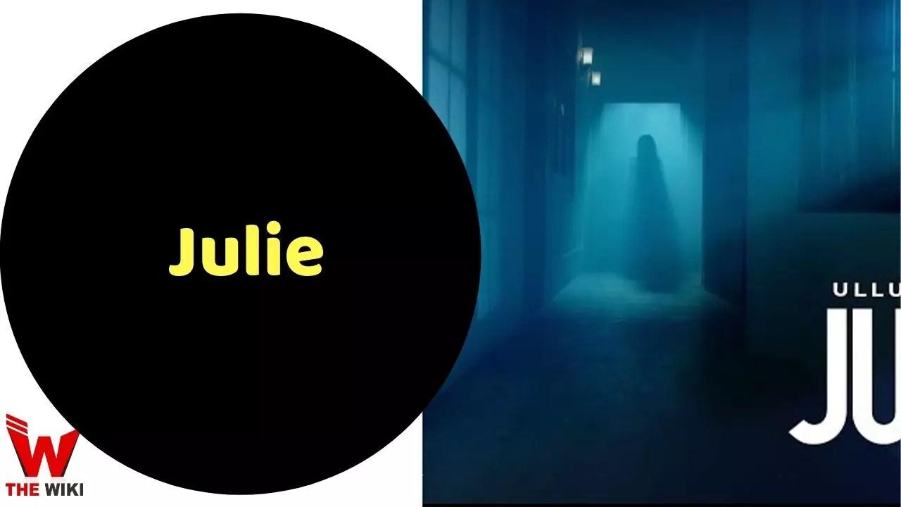Julie (ULLU) Web Show