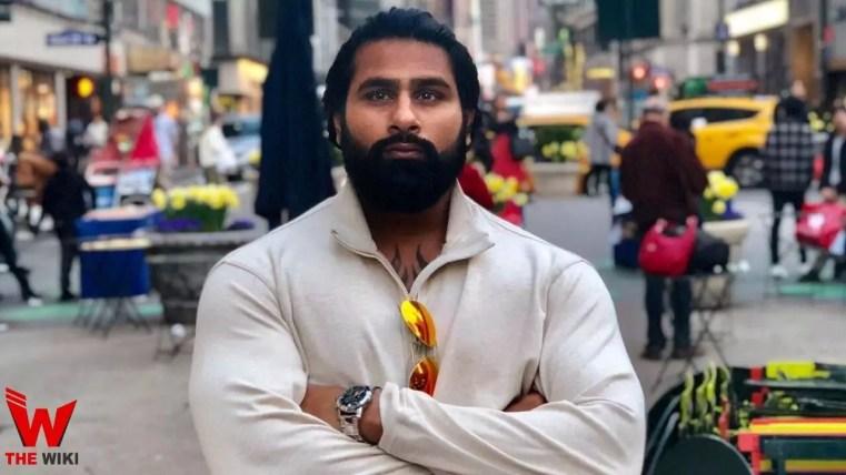 Rinku Singh Rajput (WWE wrestler)