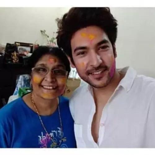 Shivin's Mother Suman Narang