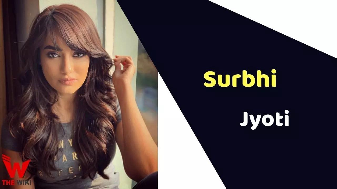 Surbhi Jyoti (Actress)