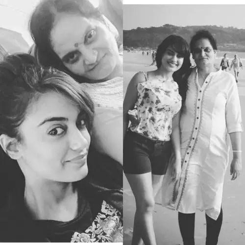 Surbhi's Mother