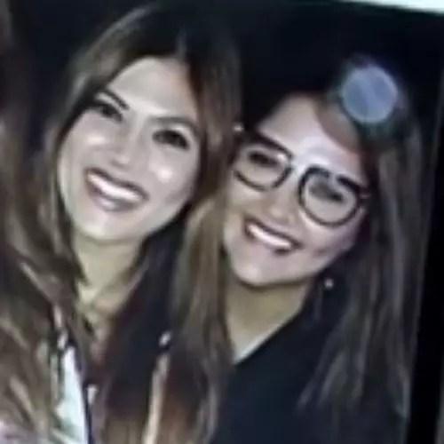 Anjali's Sister Jaya and Neha Anand