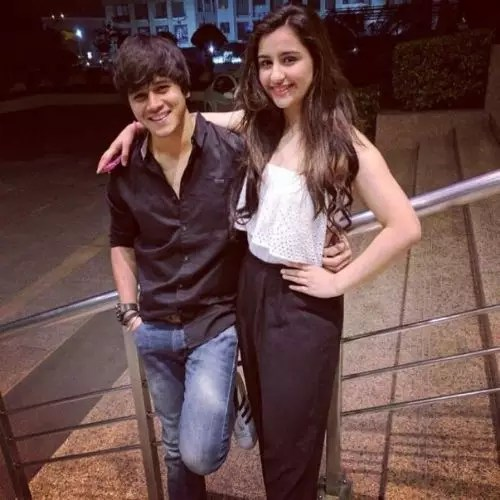 Anshuman Malhotra and Sanaya Pithawalla