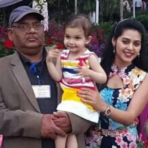 Priyanka's Father