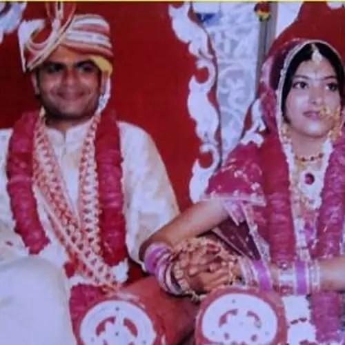 Rajshri Rani and Vineet Pandey