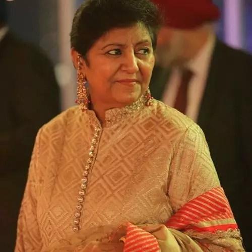 Ram's mother RK Passi