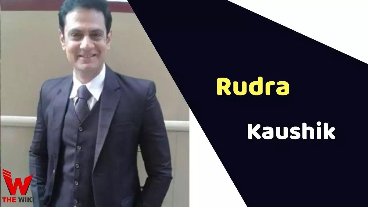Rudra Kaushik (Actor)