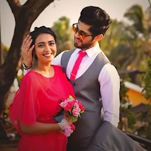 Kiran Srinivas and Hitha Chandrashekar