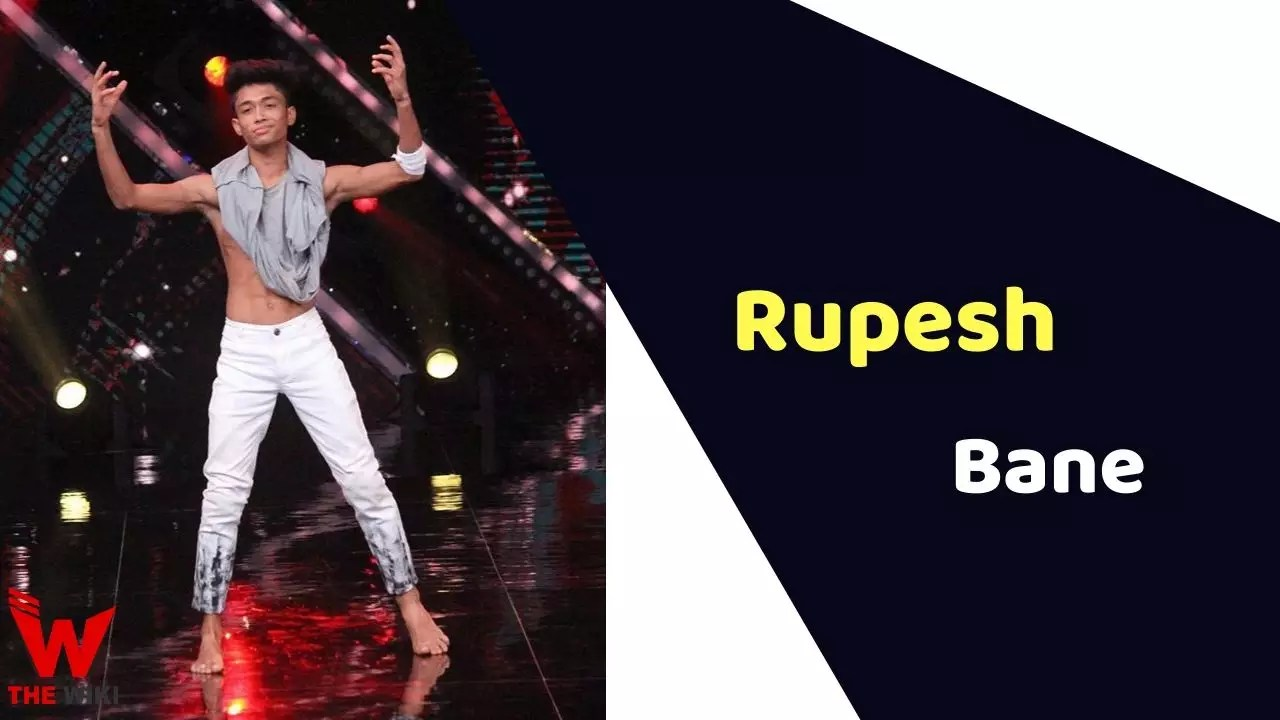 Rupesh Bane (Dancer Plus 5)