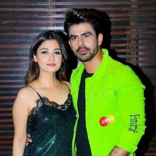 Ankit Mohan and Ruchi Savarn Mohan