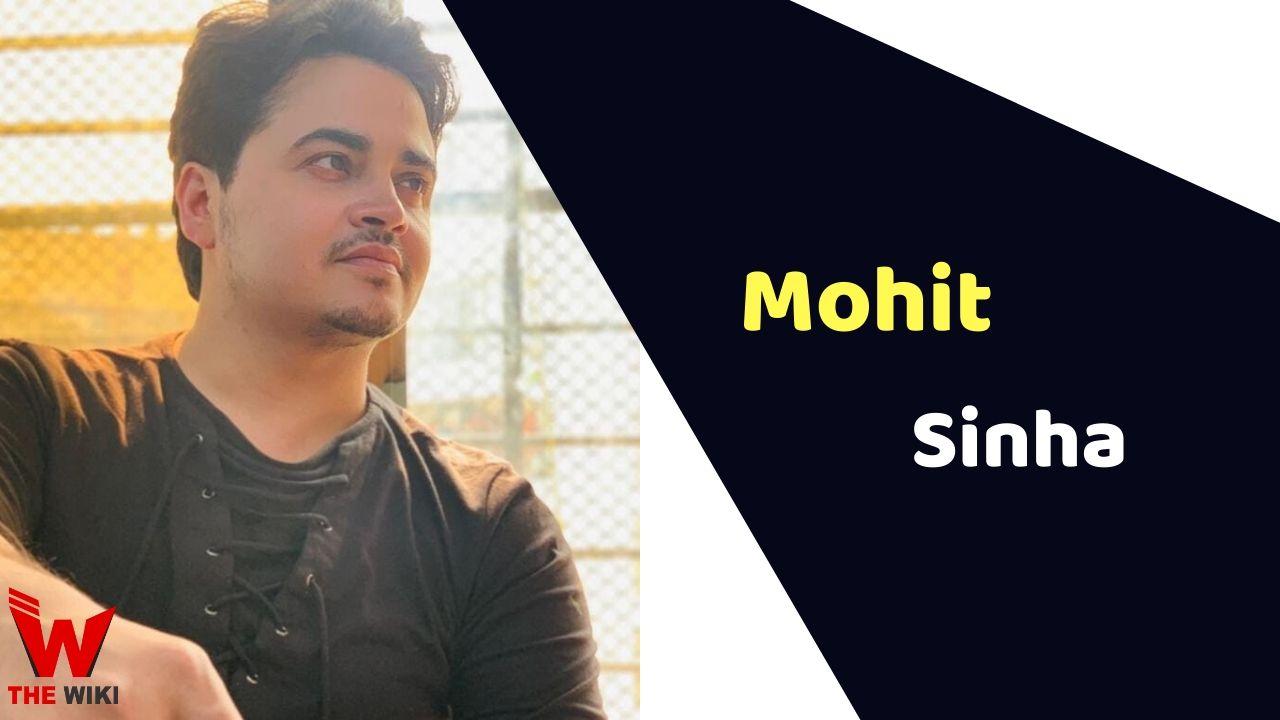 Mohit Sinha (Actor)