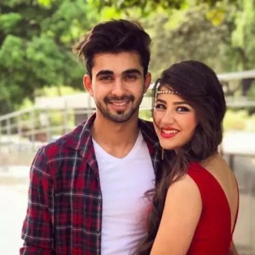 Abhishek Verma and Aditi Bhatia