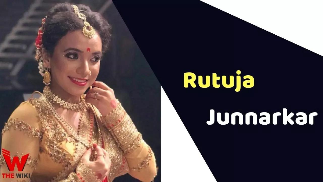 Rutuja Junnarkar (India's Best Dancer)