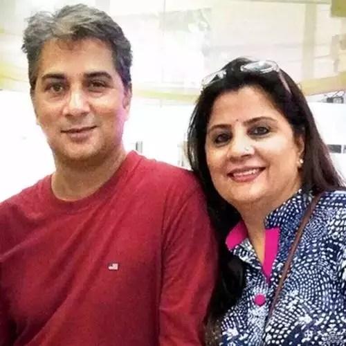 Varun Badola and Alka Kaushal