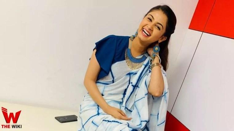 Ruchi Savarn (Actress)