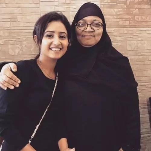 Sana Amin Sheikh Mother