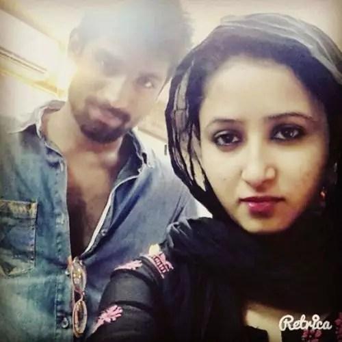 Sana Amin Sheikh and Aijaz Sheikh