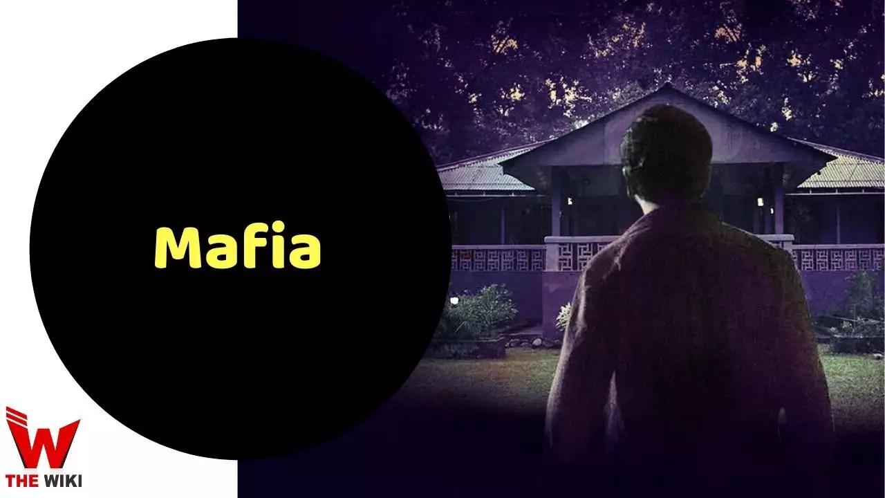 Mafia (Zee5)