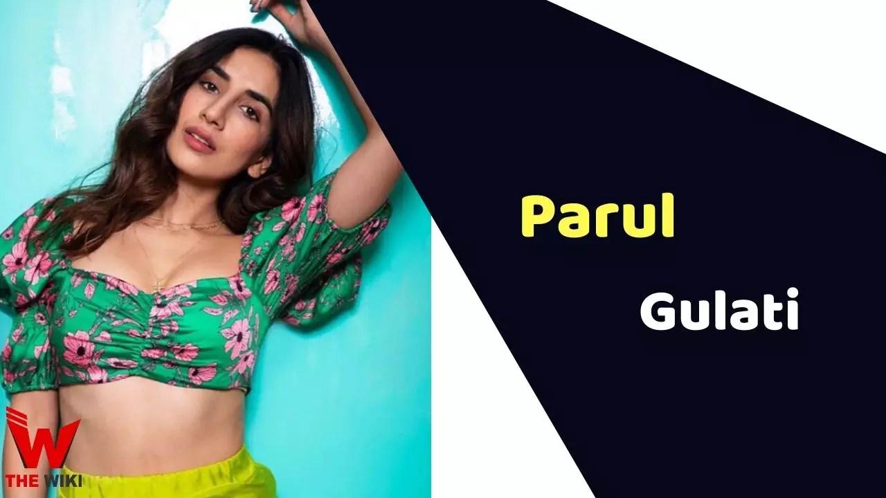 Parul Gulati (Actress)