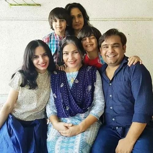 Pratyaksh Panwar Family