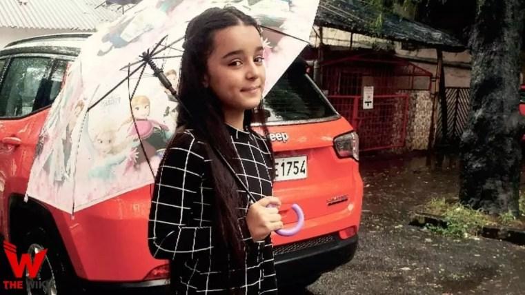 Arista Mehta (Child Actor)