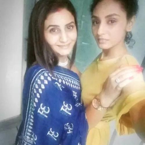 Bhakti Rathod Sister