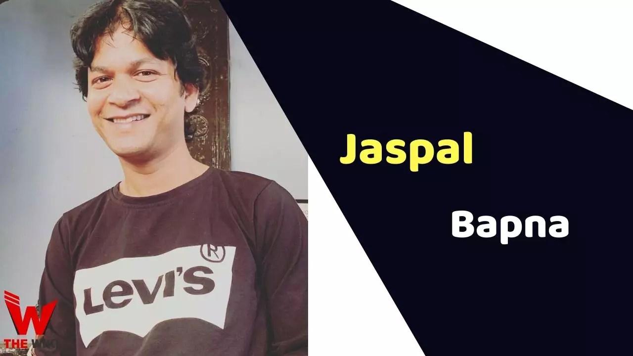 Jaspal Sharma (Actor)
