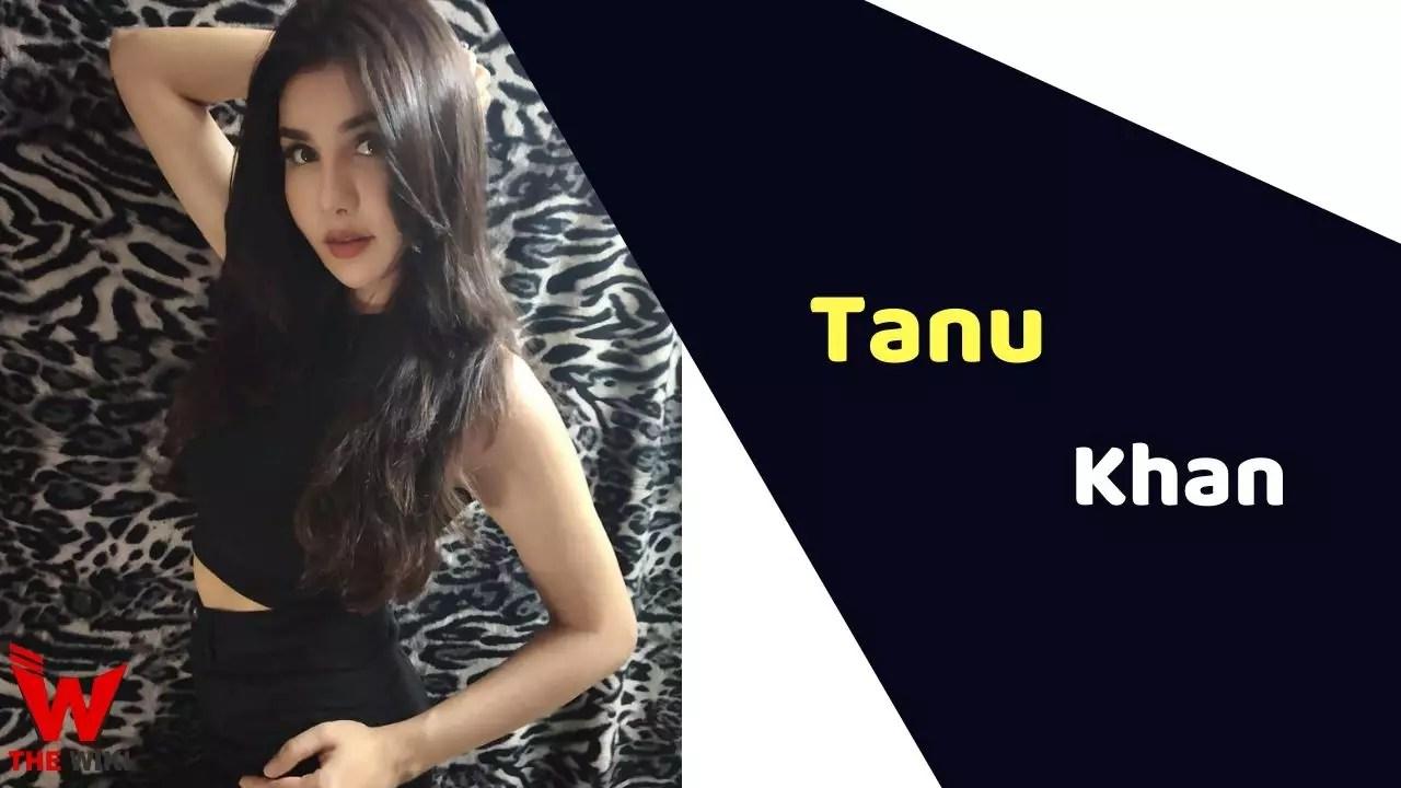Tanu Khan (Actress)