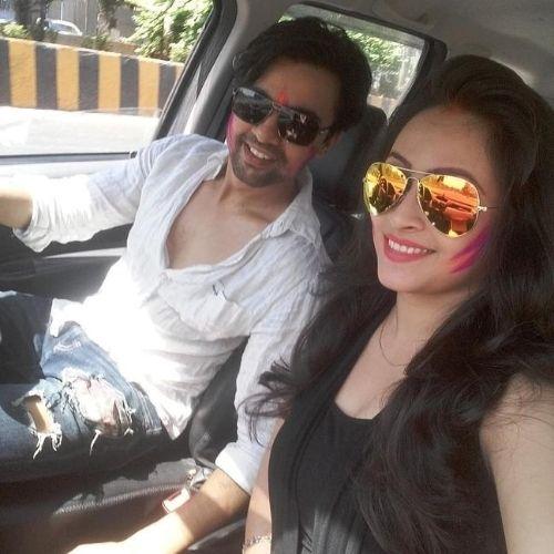 Gaurav Sharma and Sachan Priyanka Sharma