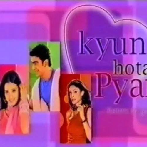 Kyun Hota Hai Pyarrr (2003)