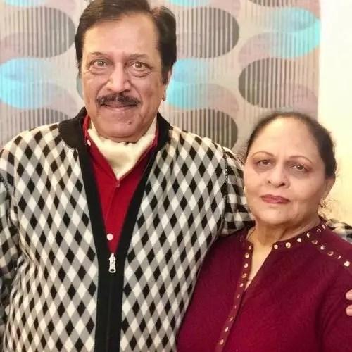 Sudeep Sahir Parents