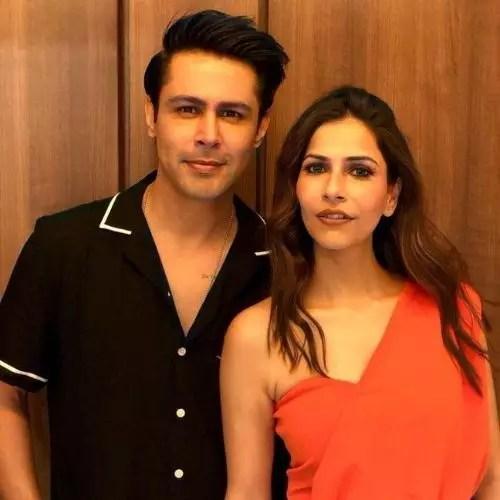 Sudeep Sahir and Anantika Sahir