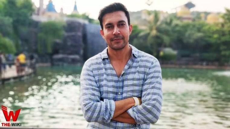 Digvijay Purohit (Actor)