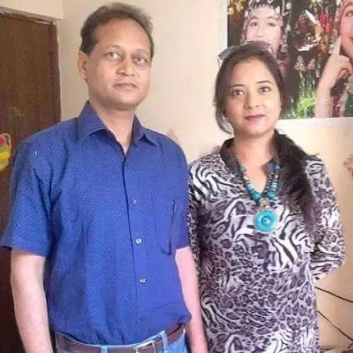 Neeharika Roy Parents