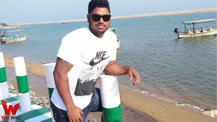 Nikhil Naik (Cricketer)