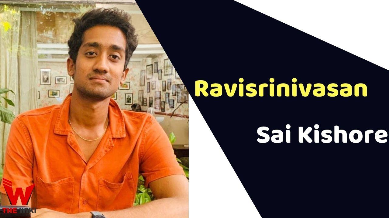 Ravisrinivasan Sai Kishore (Cricketer)