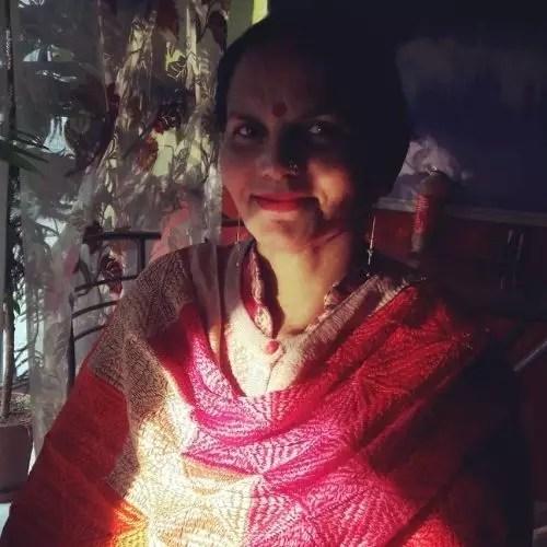 Sarika Raghwa Mother