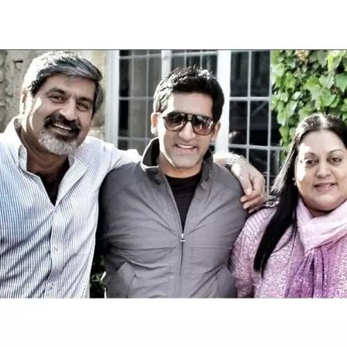 Suhail Chandhok Parents