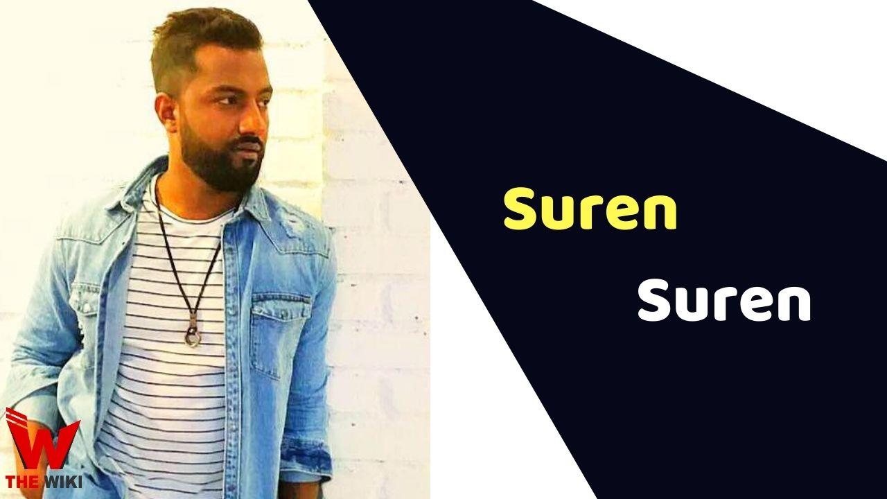 Suren Sundaram (Sports Anchor)
