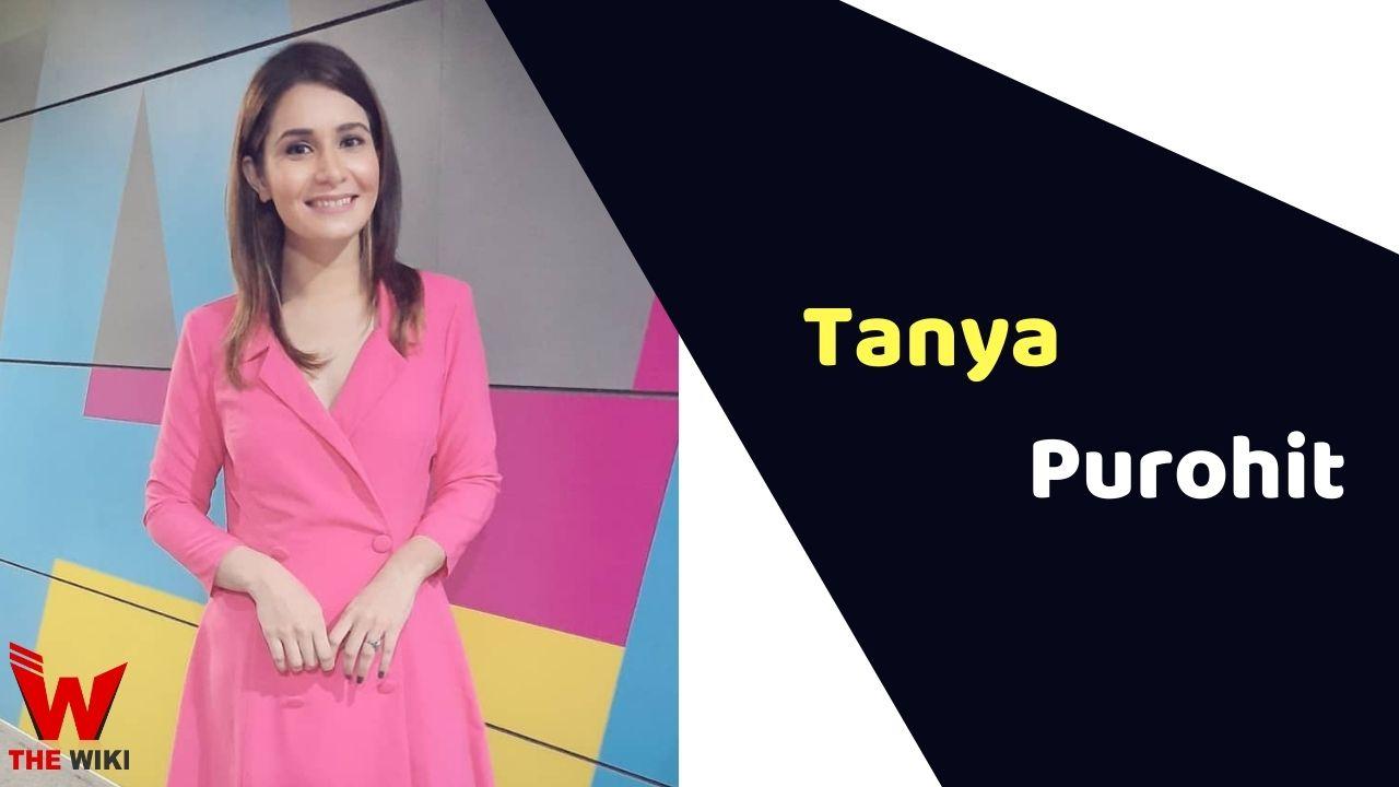 Tanya Purohit (Actress)