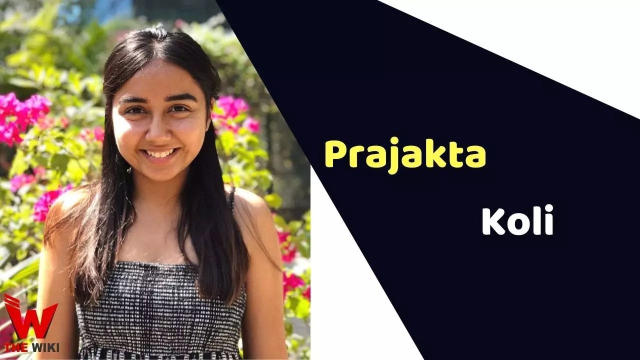Prajakta Koli (YouTuber)