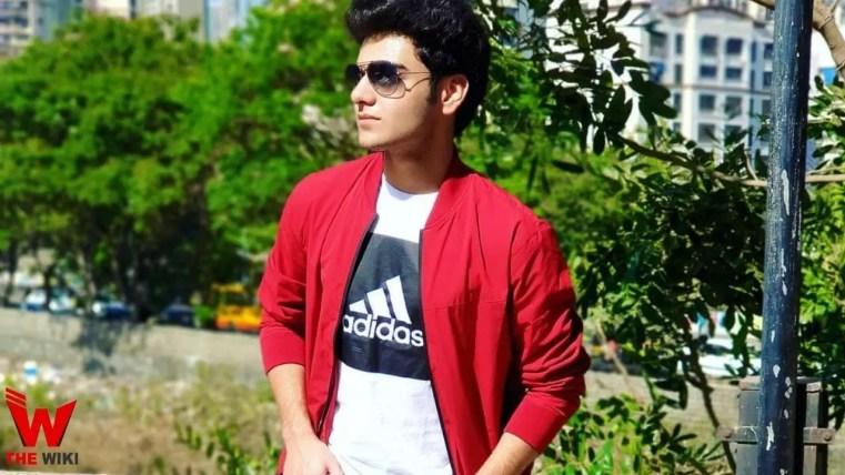 Raghav Dhir (Actor)
