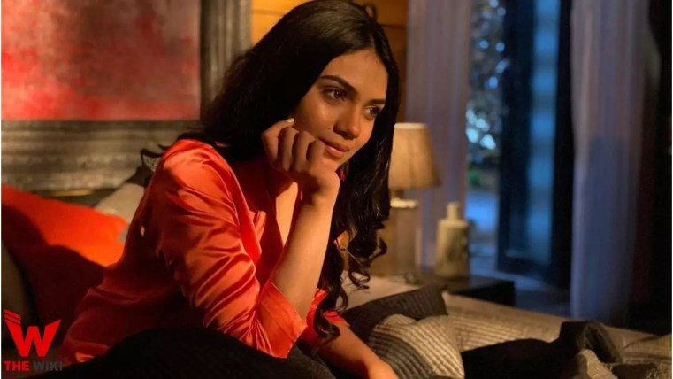 Kashish Rai (Actress)