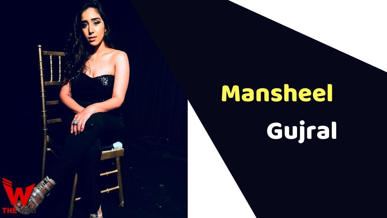 Mansheel Gujral (Singer)