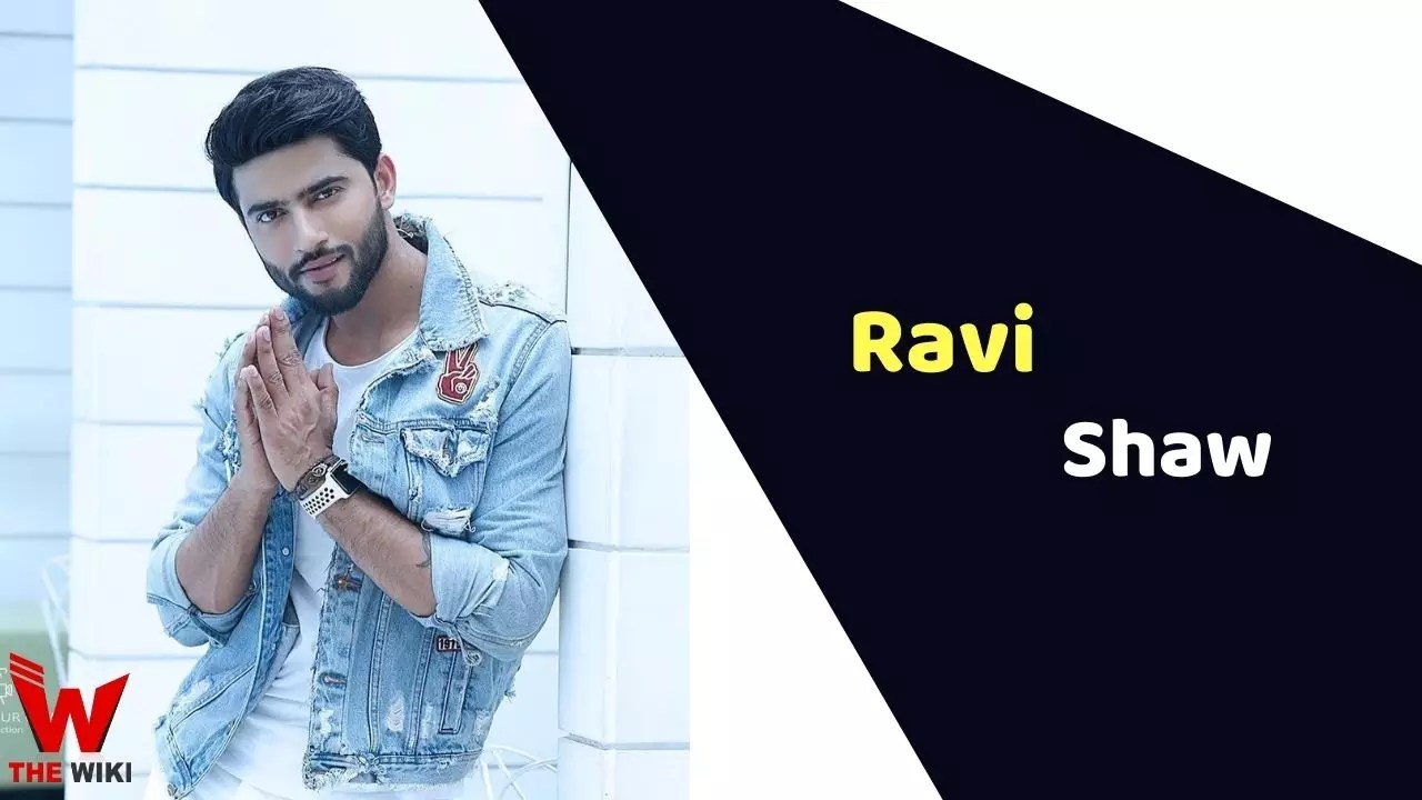 Ravi Shaw (Actor)