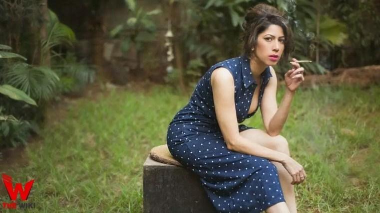 Shivani Tanksale (Actress)