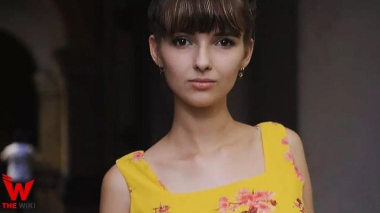 Joanna Robaczewska (Actress)