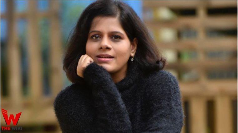 Vibhawari Deshpande (Actress)