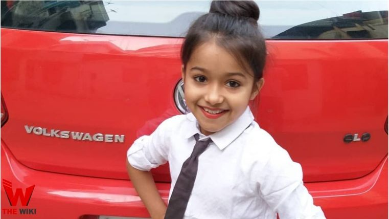 Mahi Soni (Child Artist)
