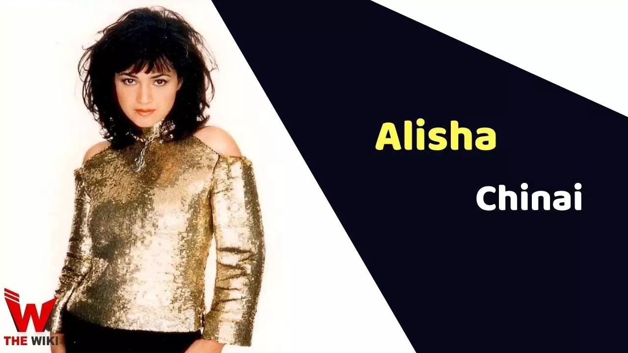 Alisha Chinai (Singer)